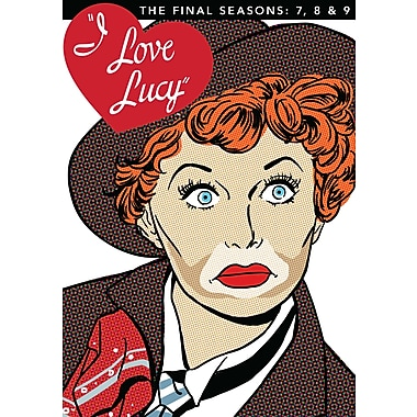 I Love Lucy: The Final 7th, 8th & 9th Seasons (DVD)