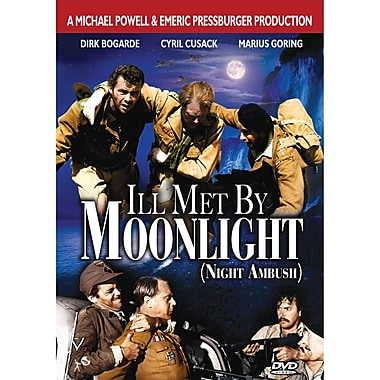 Ill Met By Moonlight (1957) (DVD)