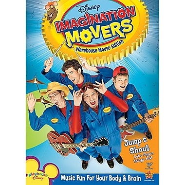 Imagination Movers: Warehouse Mouse Edition (DVD)