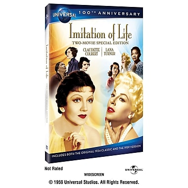 Imitation of Life 1934/1959 (DVD + Digital Copy)