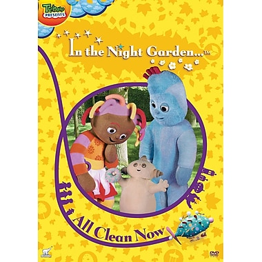In The Night Garden - All Clean Now (DVD)
