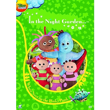 In The Night Garden: Who's Next on the Pinky Ponk? (DVD)