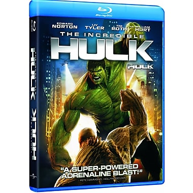 Incredible Hulk (BLU-RAY DISC)