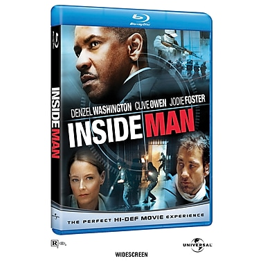 Inside Man (DISQUE BLU-RAY)