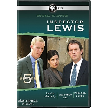 Inspector Lewis - Series 5 (DVD)