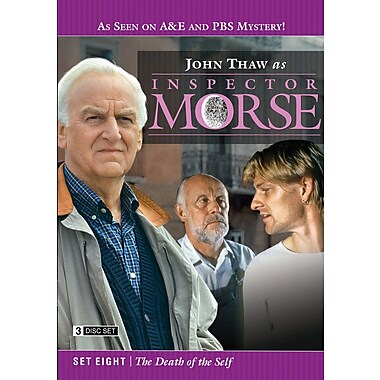 Inspector Morse Set Eight: The Death of Self (DVD)