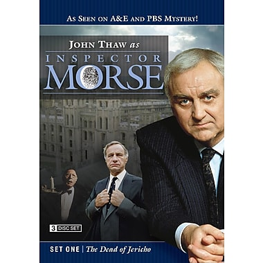 Inspector Morse Set One: The Dead of Jericho (DVD)