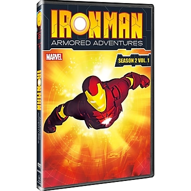 Iron Man Armored Adventures Season 2 Volume 1 (DVD)