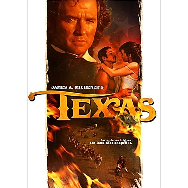 James A. Michener's Texas (DVD)