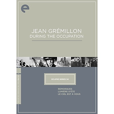 Jean Grémillon During the Occupation - Eclipse Series 34 (DVD)