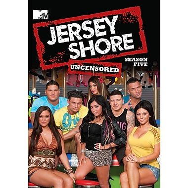 Jersey Shore: Season Five (DVD)