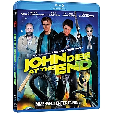 John Dies At The End (BLU-RAY DISC)