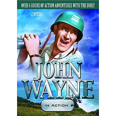 John Wayne - In Action (DVD)