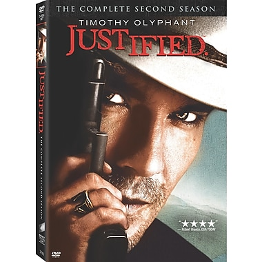Justified: Season Two (DVD)