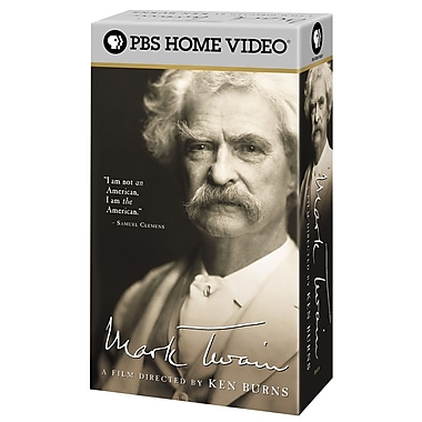 Ken Burns: Mark Twain (DVD)