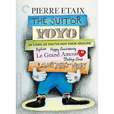 Pierre Etaix (DVD)