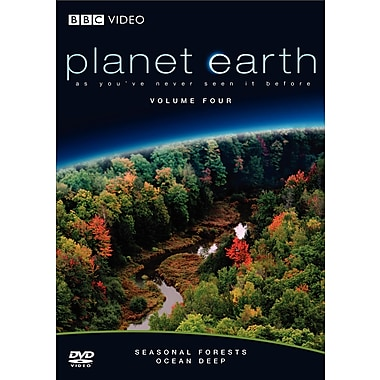 Planet Earth: Seasonal Forests/Ocean Deep (DVD)