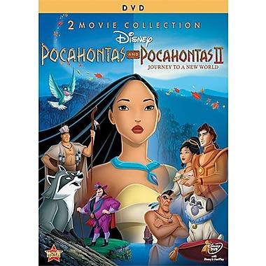 Pocahontas I/Pocahontas II: Journey to a New World (DVD)