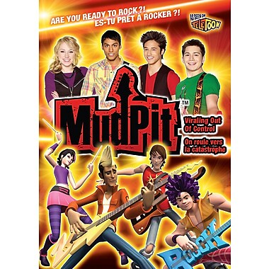 Mudpit - Season 1 - Volume 2 - Viraling Out of Control (DVD)