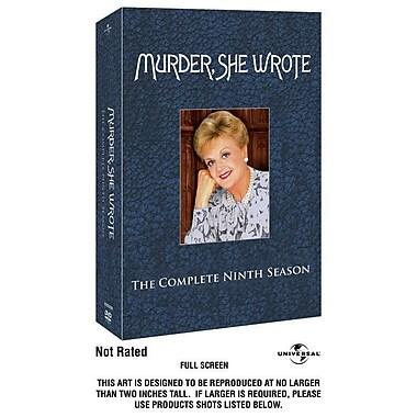 Murder, She Wrote: Season 9 (1992-1993) (DVD)