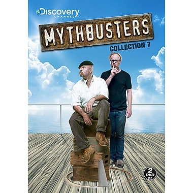 Mythbusters: Collection 7 (DVD)