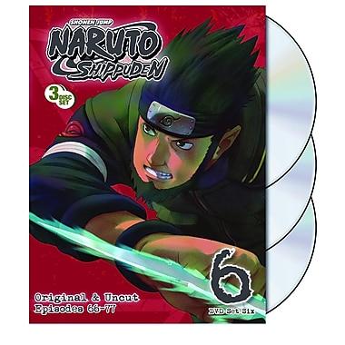Naruto: Shippuden: Box Set 6: Season One (DVD)