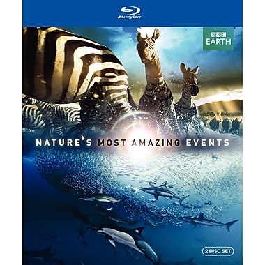 Nature's Most Amazing Events (DISQUE BLU-RAY)