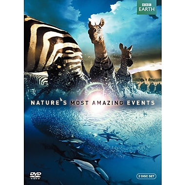 Nature's Most Amazing Events (DVD)