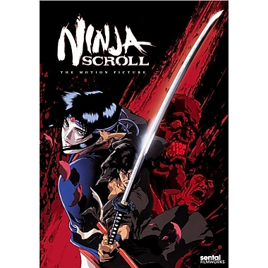Ninja Scroll (DVD)