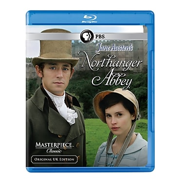 Northanger Abbey (DISQUE BLU-RAY)