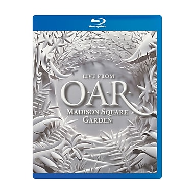 O.A.R.: Live from Madison Square Garden (DISQUE BLU-RAY)