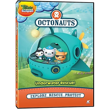 Octonauts - Underwater Rescue (DVD)