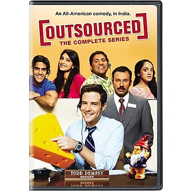 Outsourced: The Complete Series (DVD)