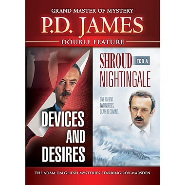 P.D. James: Devices and Desires/Shroud For A Nightingale (DVD)