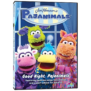 Pajanimals: Good Night, Pajanimals (DVD)