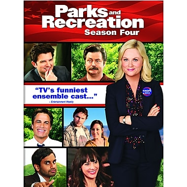 Parks and Recreation: Season Four (DVD)