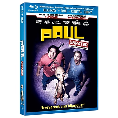 Paul (BRD + DVD)