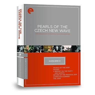 Pearls of the Czech New Wave: Eclipse Series 32 (DVD)