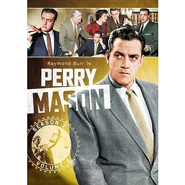 Perry Mason: The Second Season: Volume Two (DVD)