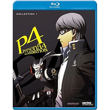 Persona 4 - Collection 1 (BLU-RAY DISC)