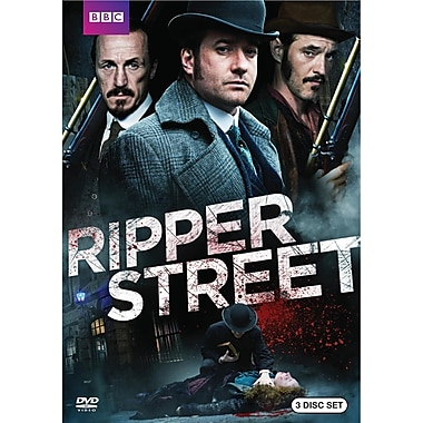 Ripper Street: Season One (DVD)