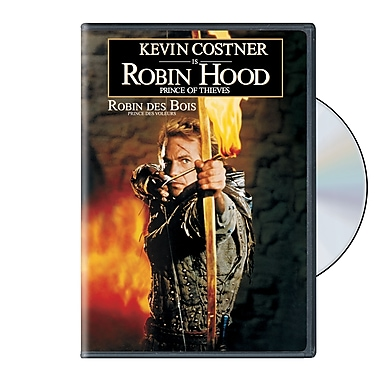 Robin Hood: Prince Of Thieves (DVD)
