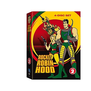 Rocket Robin Hood: Volume 1 (DVD)