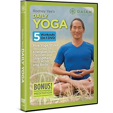 Rodney Yee's Daily Yoga (GAIAM MEDIA)