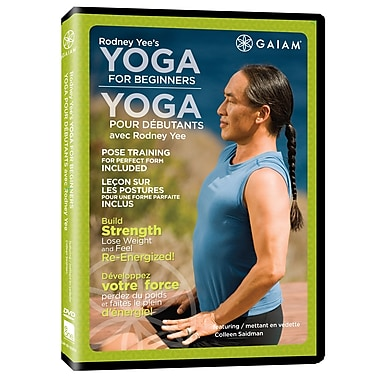 Rodney Yee's Yoga For Beginners and Kit (GAIAM MEDIA) 2010