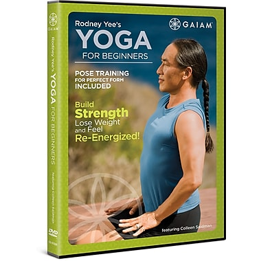 Rodney Yee's Yoga For Beginners and Kit (GAIAM MEDIA)