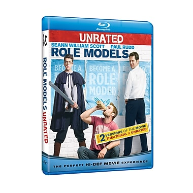 Role Models (DISQUE BLU-RAY)