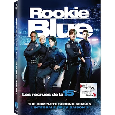 Rookie Blue Season 2 (DVD)