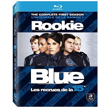 Rookie Blue: Season 1 (BLU-RAY DISC)