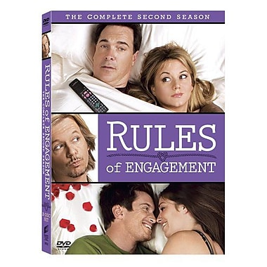 Rules of Engagement: The Complete Second Season (DVD)